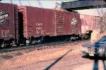 CNW 73232 leaking grain