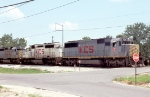 NB freight consist