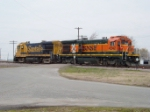 Pic of sister unit BNSF 4268