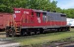 GNRR 8705 at Tate, GA