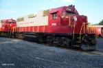 GNRR GP38 9706 at Elizabeth Yard, Marietta, GA