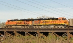 BNSF 5910 and 6153