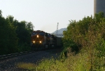 BNSF 6333 East