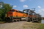 BNSF 5919 East