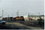 BNSF 6100