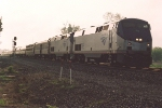 """Westbound """"Lake Shore Limited"""""""