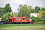 CP RS18 1850 in the OHRY Yard