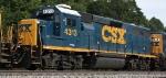 CSXT 4313