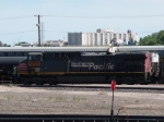 UP 6205, Yard Power
