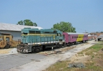 HRT 3021 still sits on the account of grade crossing damage