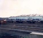 Selkirk Yard