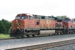 BNSF 4151