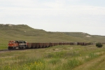 BNSF 6180 West