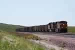 BNSF 6372 East