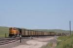 BNSF 9138 East DPU