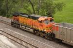 BNSF 6188 West DPU
