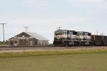 BNSF 9800 West