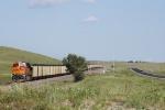 BNSF 9167 East DPU