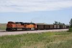 BNSF 9144 West