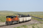 BNSF 6057 East DPU