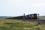 BNSF 8805 East