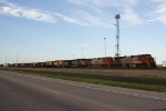 BNSF 769 South