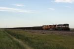 BNSF 8918 North DPUs