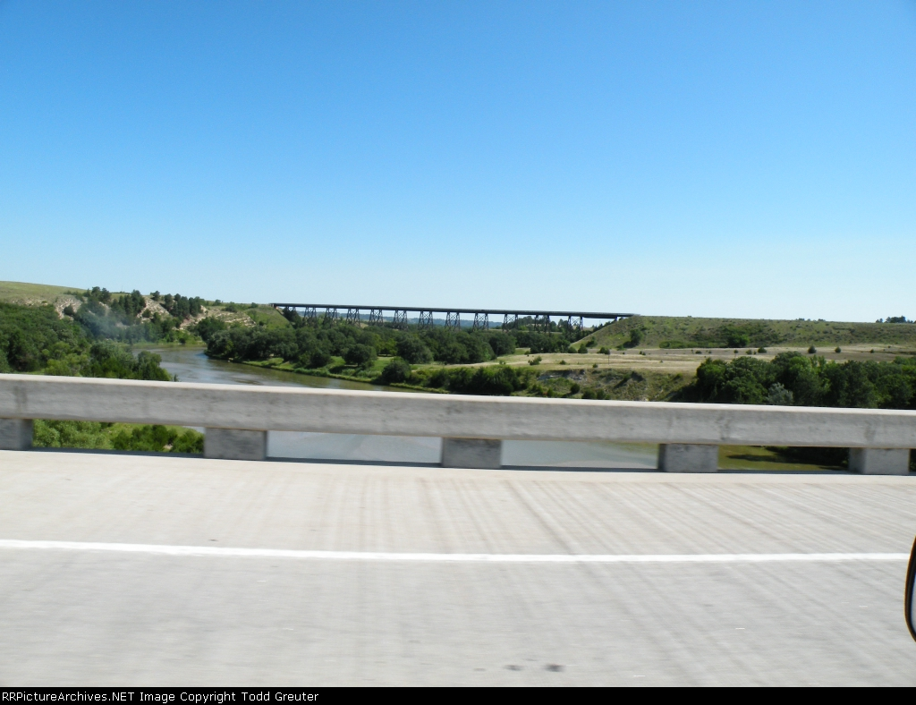 CNW Bridge over the Niobrara River
