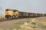 Westbound junk hoppers