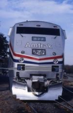 P-40 Amtrak 822