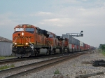 BNSF 6620 East