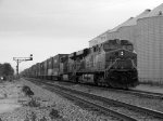 BNSF 7212, BNSF 6624 (DPU's)