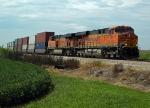 BNSF 7827 East