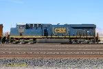 CSX 3200 (ES44AC) at Mojave CA. 11/14/2017