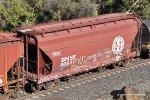 BNSF 406417 at Woodford Ca, UP Mojave Subdivision. MP 348.8. 9/1/2010