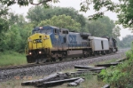 W 001-12 with CSX 7381 and CSX 8706