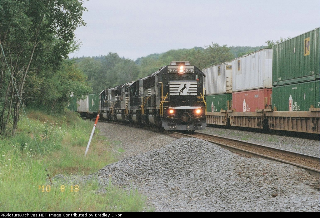 NS 6323, 6311, 2746 and 6674