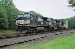 Side view NS 9372, 8403 and NS 8313