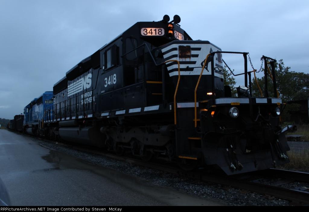 NS 3418
