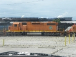 EJ&E 663 at work in the yard