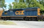 CSX 6970 on Q237