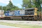 CSX 302 on L121