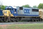 CSX 8596 on Q542