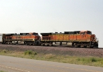 BNSF 5314 and 1089