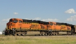 BNSF 6019 and 6051