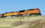 BNSF 9240 and 9850