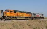 KCS 4602 and BNSF 9480