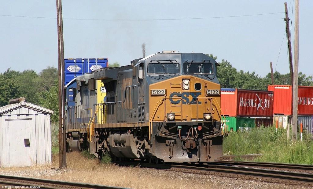 CSX CW44AC 5122
