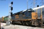 CSX SD40-2 8159