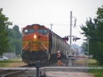 BNSF C44-9W 5042